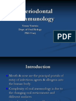 Periodontal Immunology