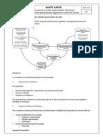 White Paper Regulatory Affairs Management Process v2
