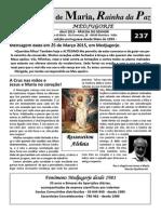 Eco de Maria, Rainha da Paz PT 237