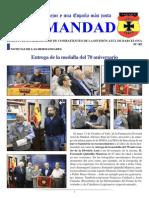 Boletín Hermandad de Combatientes de la División Azul de Barcelona Nº 182