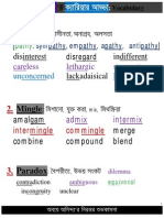 অব্যয় অনিন্দ্য'র ক্যারিয়ার আড্ডা Sujan Debnath's Vocabulary_