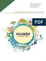 Paucar José Proyectos Emblematicos Ecuador