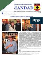 Boletín Hermandad de Combatientes de la División Azul de Barcelona Nº 183