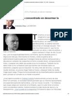 Todo Un Gobierno Concentrado en Desarmar La Bomba - 07.12.2014 - Lanacion