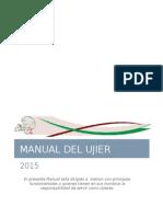 Manual Del Ujier 2015