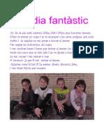 Alba, Aina, Ariana i Laia