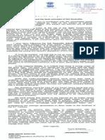 Naveen Patnaik's Letter to TRAI