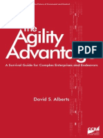 Agility Advantage Book