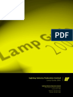 Lightning Industry Federation Lamp Guide