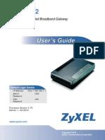 Zyxel G.shdsL P-793H v2_3.70