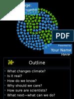 Climate Presentation