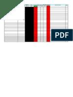 Retention Tracking Sheet