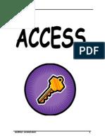 Ejercicios Access Avanzado