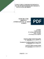 053 - Dreptul International Al Mediului