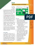 DM385 SBC - Brochure - V1.0