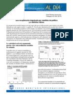 Documento completo del FMI sobre crecimiento