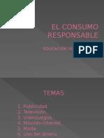 El Consumo Responsable Parte I