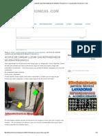 Acople de Cargar Llenar Gas Refrigerador Nevera Frigorifico_ Fallas Electronicas