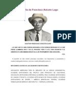 Biografia de Francisco Aniceto Lugo