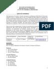 DU M.Com Information Brochure 2015