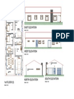 Draft House Plan