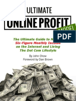 The Ultimate Online Profit Model