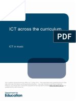 Ks3 Mus Ict Train Pack