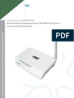configuracion ruter iberbanda