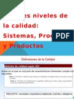 2 Fundamentos y Sistemas de Calidad - 3nivelesQ