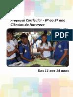 Orientacoes Curriculares 6o Ao 9o Ano Ciencias Da Natureza 133 141