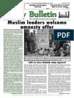 Friday Bulletin 624
