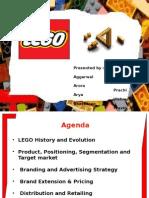 Presentaton on Lego