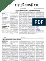 Liberty Newspost  Feb-01-10 Edition
