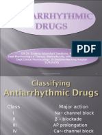 Antarithmia Drugs