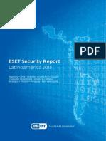 ESET Security Report 2015