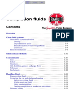 Completion Fluids baroid
