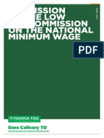 Low Pay Commission Submission