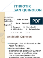 ANTIBIOTIK GOL QUINOLON