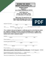 student contract-segment - 2 mchs