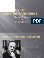 who was the greater canadian