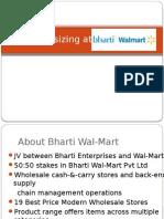 Walmart Downsizing Presentation