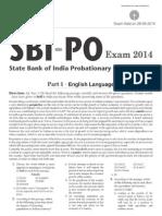 SBI PO 2014 Solved