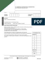 University of Cambridge International Examinations General Certificate