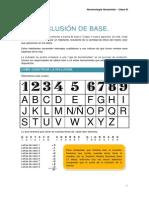 Numerología - Clase 3 - Inclusión de Base