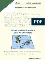 Atividade Do Portal Geografia Março 2014