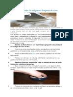 As Utilidades Do Sal Para a Limpeza de Casa