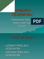 PERILAKU KESEHATAN 071206