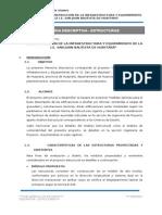 01 Mem. Descriptiva - Estructuras San Juan Bautista
