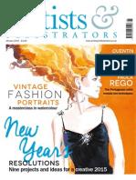 Artist & Illustrators - January 2015