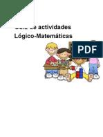 Logico Matematicas Kinder